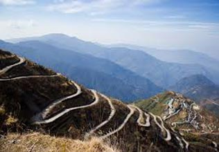 Zaluk Silk Route Tour