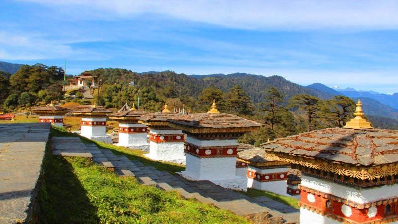 Bhutan At Glance Tour
