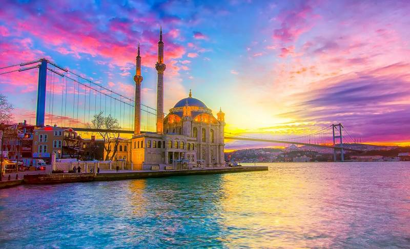 ENCHANTING TURKEY9 NIGHTS / 10 DAYS