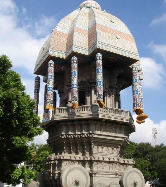 Chennai Temples Custom Tour