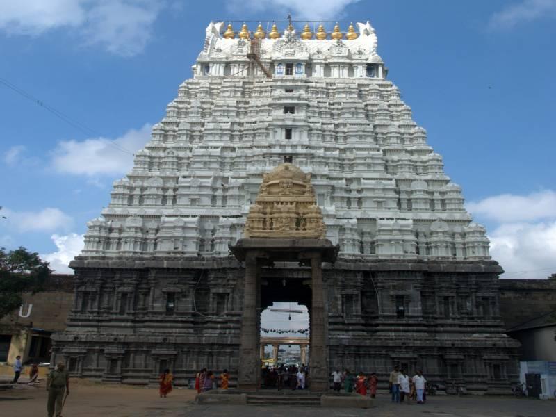 Kanchipuram Vaishnava Temples 1 Day Tour