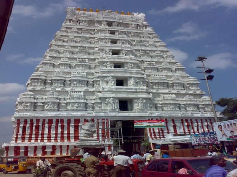 Sri Kalahasthi 1 Day Tour