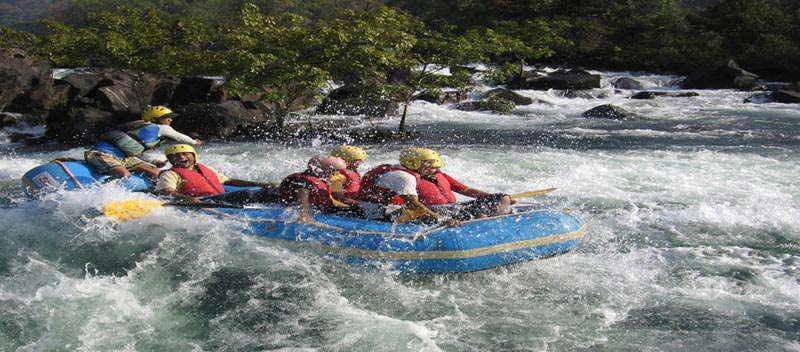 Rishikesh River Rafting Tour