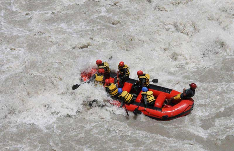 Rafting Expedition Tour