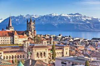Beautiful Lausanne Tour