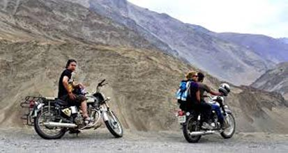 Leh - Manali Bike Tour 9 Days & 8 Nights