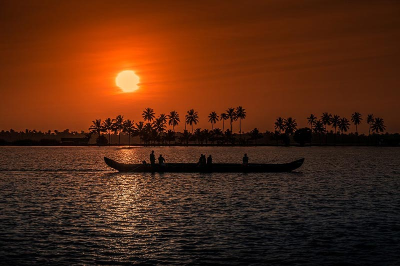 Kerala Holiday Tour 06 Nights & 07 Days