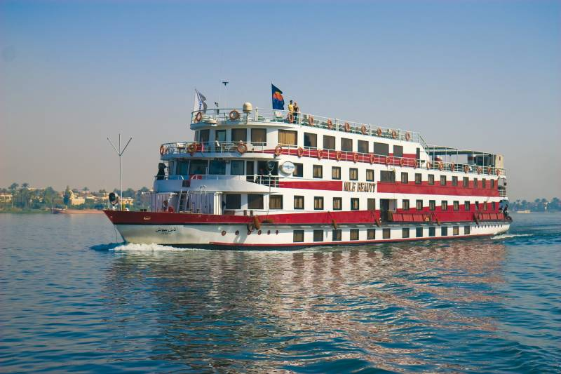 Egypt Nile River Cruise From Aswan Tour