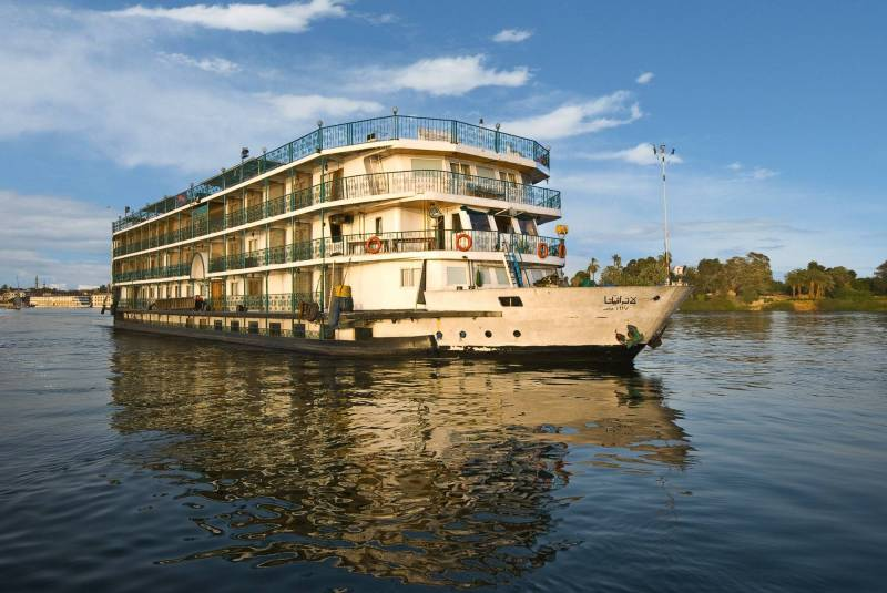Egypt  Nile River Cruise From Luxor Tour