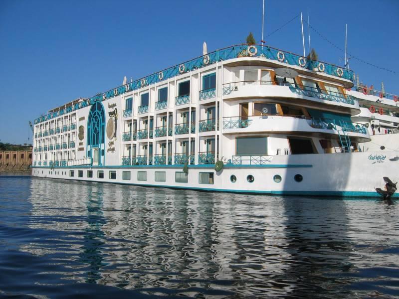 Merit Dahabeya Luxury Nile Cruise 8 Days From Luxor Tour