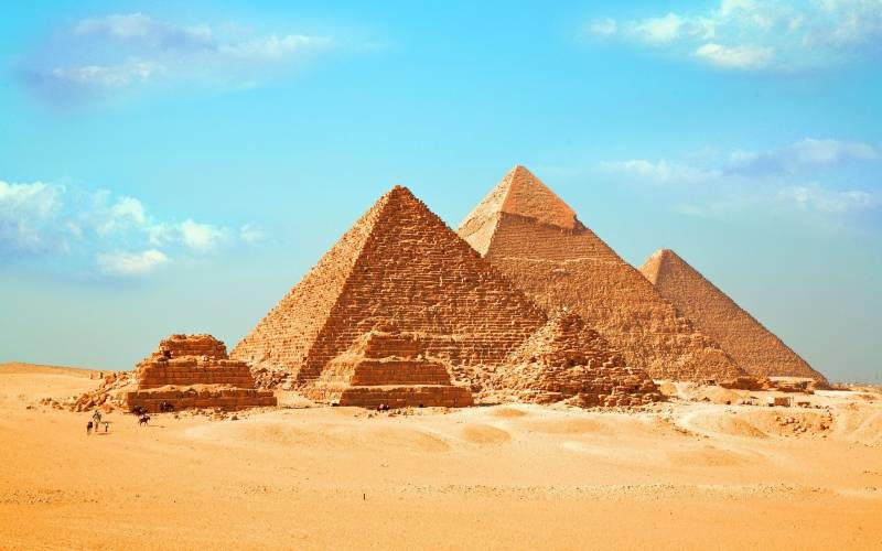 Egypt Must See Sites Cairo & Luxor Tour