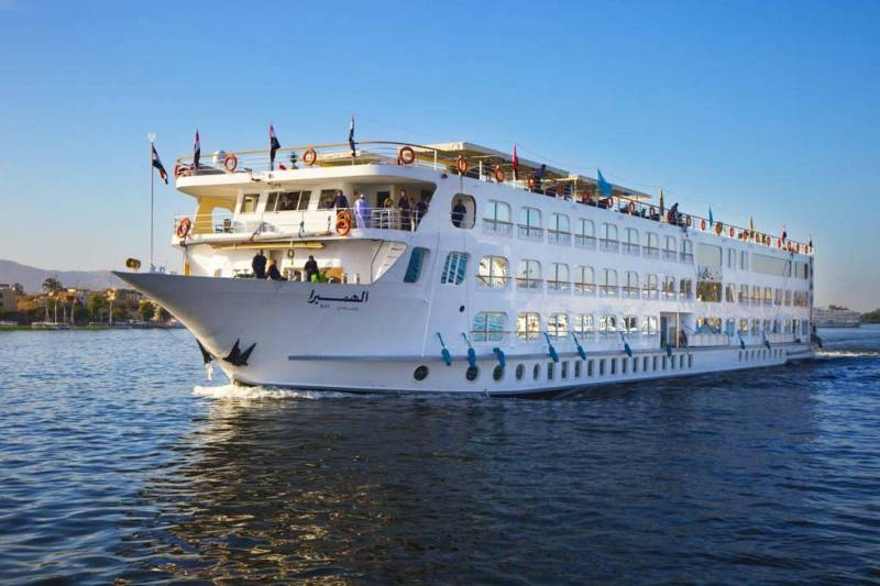 Cairo, Aswan And Luxor With Nile Cruise Tour