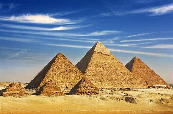 Egypt Holiday To Cairo & Hurghada