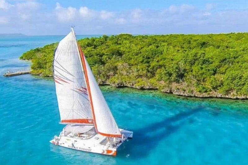 Catamaran Trip Package