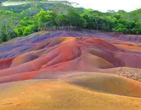 Chamarel Seven Coloured Earths Package