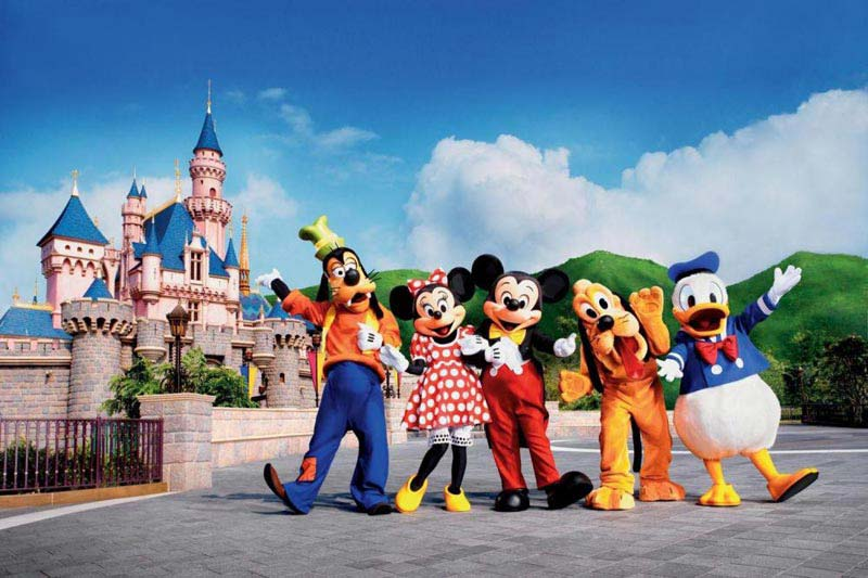 Hong Kong And Macau Package With Disneyland Ex-Delhi