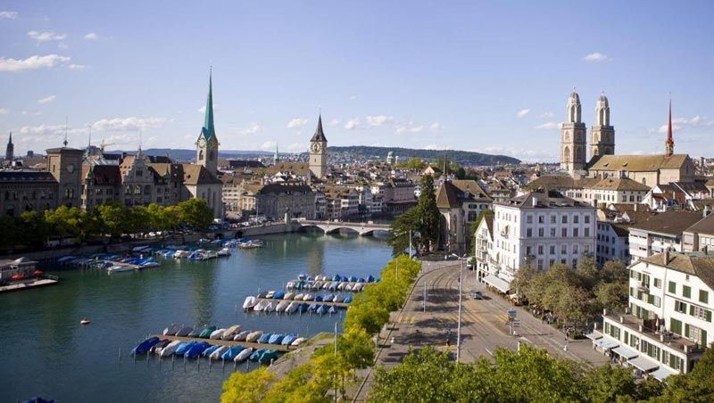 Romantic Switzerland & Paris Tour