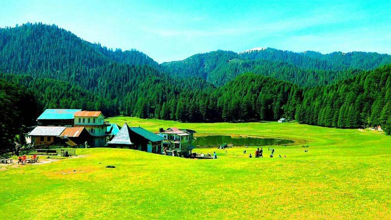 Wonderful Dalhousie Khajjiar Trip Package