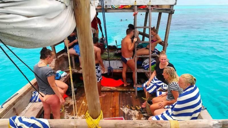4 DAYS, 3 NIGHT ZANZIBAR BEACH HOLIDAY TOUR