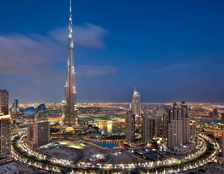 Dubai With Theme Parks Tour