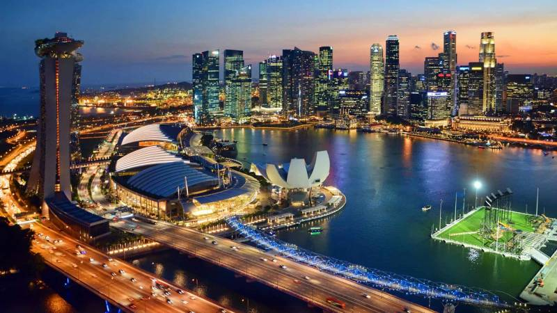 Singapore & Bali Honeymoon Package With Cruise - 8n/9d