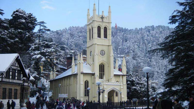 Beautiful Shimla Trip Package