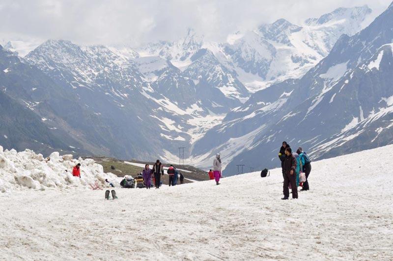 Dharamshala Manali Shimla Package From Pathankot Tour