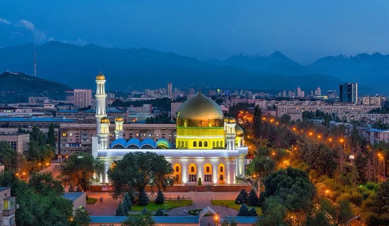 Bishkek - Almaty Tour 5 Nights 6 Days