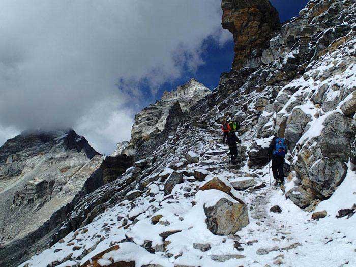 Everest Three Passes Trek Tour