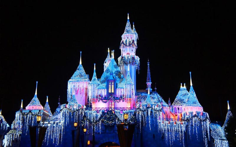 Paris Disney Combi Tour