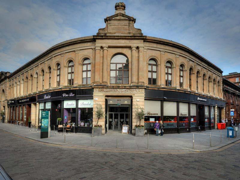 Glasgow City Break Tour