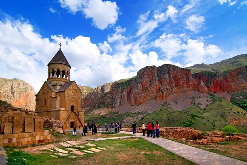 5 Days Armenia Tour