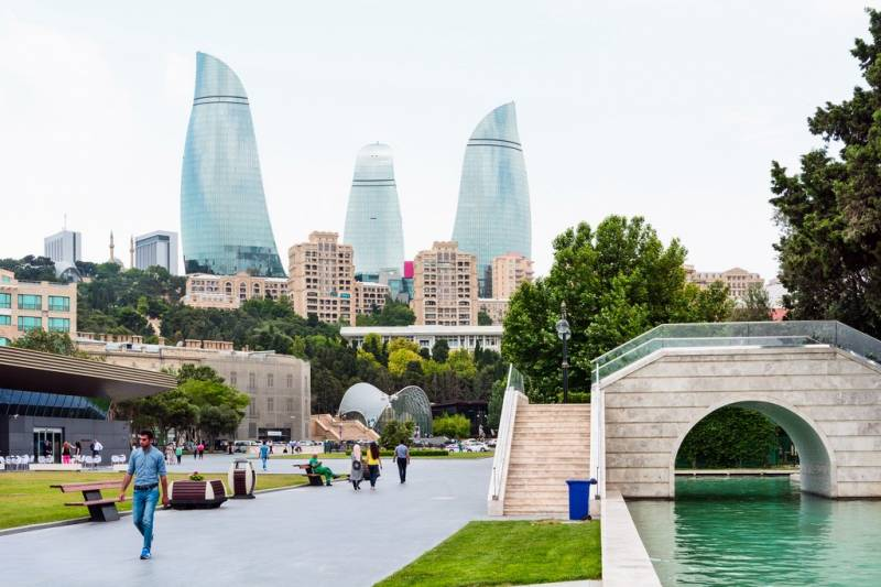 Baku 4 Days Tour