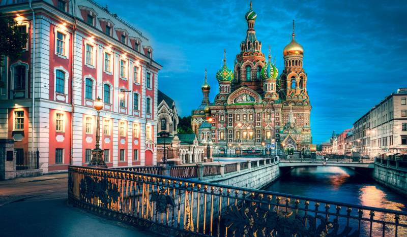 Moscow And St Petersburg 7 Days Tour