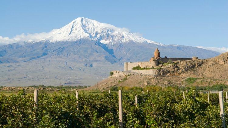 Armenia Tour Ex Dubai  7 Days