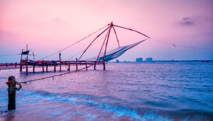 5 N / 6 D Kerala Tour Package