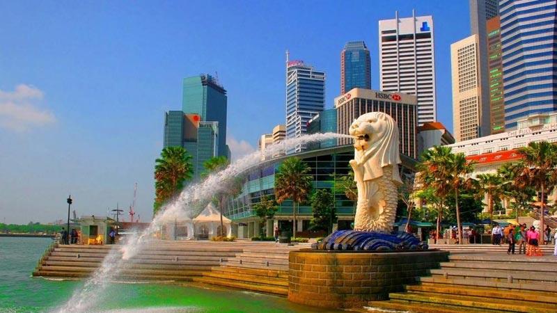 Lovely Singapore Tour