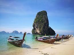 Beautiful Beach - Thailand Tour