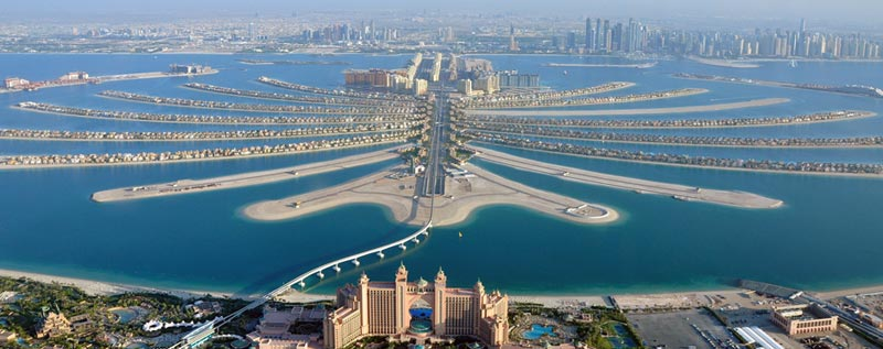 Explore Enchanting Dubai Package