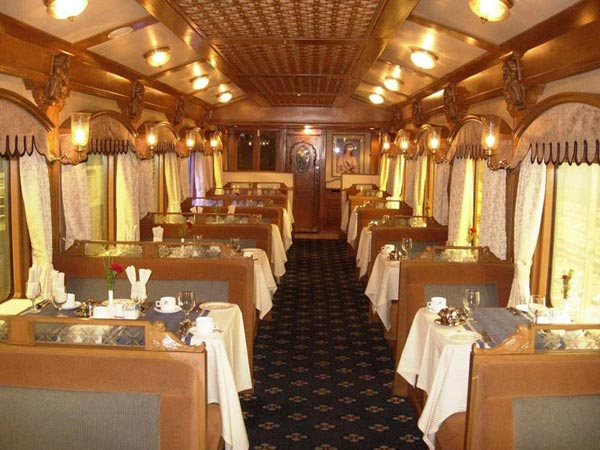 Deccan Odyssey Train Tour