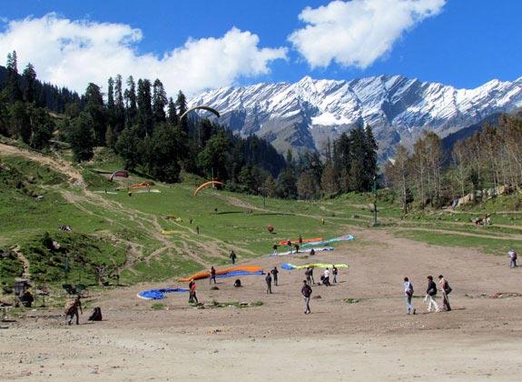 Shimla Kasauli Manali Tour