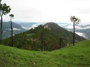 Barog Tour From Delhi Package