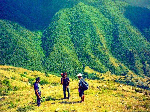 Nagtibba Trekking Package