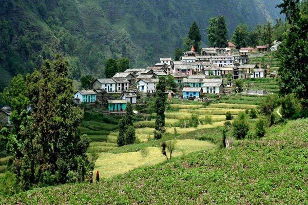Nainital Haridwar Rishikesh Mussoorie Tour