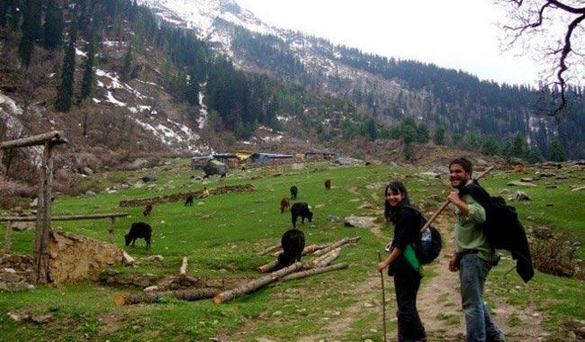 Parvati Valley Trekking Package