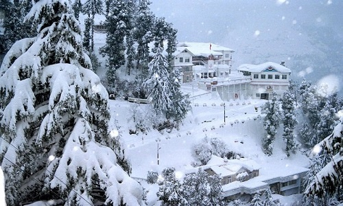The Mists Of Manali Package