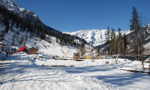 5 Days The Mists Of Manali Tour