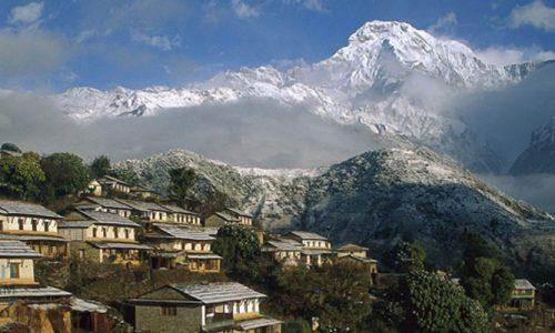 7 Days Kathmandu – Pokhara- Chitwan – Nagarkot Tour