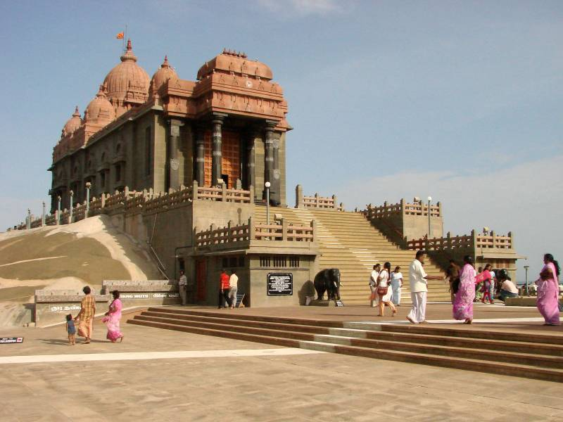 Madurai, Rameswaram, Kanyakumari  Trivandrum Tour