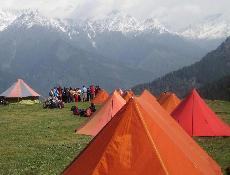 Camping At Kullu Package